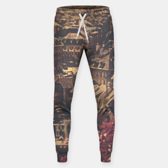 Thumbnail image of City scape Sweatpants, Live Heroes