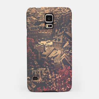 Thumbnail image of City scape Samsung Case, Live Heroes