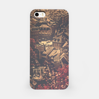 Thumbnail image of City scape iPhone Case, Live Heroes