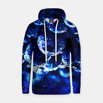 Miniaturka gxp blueberry blue berries pattern splatter watercolor  Hoodie, Live Heroes