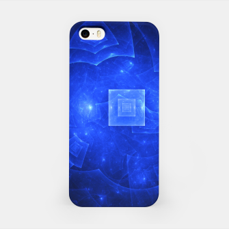 Thumbnail image of Blue Square Universe 2 iPhone Case, Live Heroes