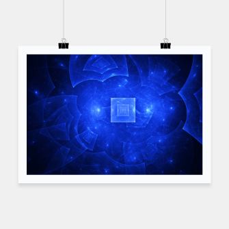 Thumbnail image of Blue Square Universe 2 Poster, Live Heroes
