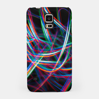 Thumbnail image of Abstract Multi-Color Light Effect  Samsung Case, Live Heroes
