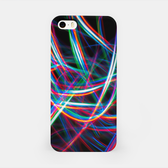 Thumbnail image of Abstract Multi-Color Light Effect  iPhone Case, Live Heroes