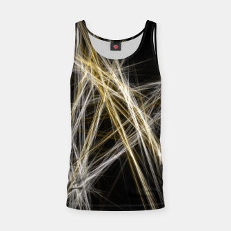 Thumbnail image of Abstract 1 - Gold & Silver Muskelshirt , Live Heroes