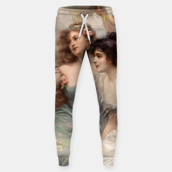 Miniaturka The Three Graces by Edouard Bisson Sweatpants, Live Heroes