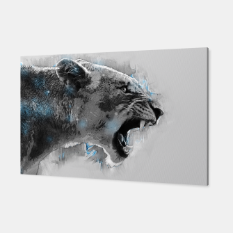 Thumbnail image of Tiger 2 Canvas, Live Heroes