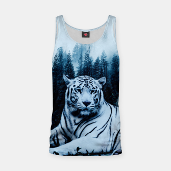 Thumbnail image of Tiger 2 Tank Top, Live Heroes
