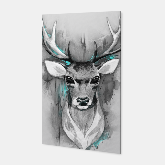 Thumbnail image of Deer 2 Canvas, Live Heroes
