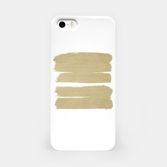 Thumbnail image of Stripes - No Comment #3 #minimal #painting #decor #art  iPhone-Hülle, Live Heroes