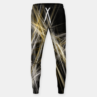 Thumbnail image of Abstract 1 - Gold & Silver Hosen, Live Heroes