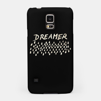 Thumbnail image of DREAMER #1 #typo #drawing #decor #art  Handyhülle für Samsung, Live Heroes