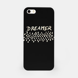 Thumbnail image of DREAMER #1 #typo #drawing #decor #art  iPhone-Hülle, Live Heroes