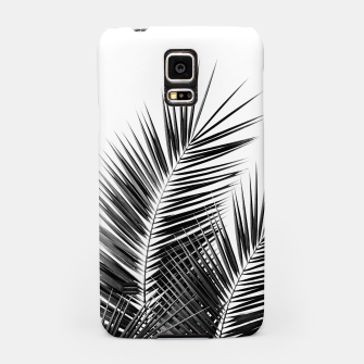 Thumbnail image of Black Palm Leaves Dream - Cali Summer Vibes #1 #tropical #decor #art  Handyhülle für Samsung, Live Heroes