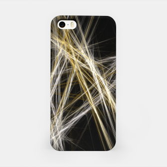 Thumbnail image of Abstract 1 - Gold & Silver iPhone-Hülle, Live Heroes