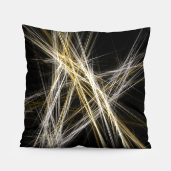 Thumbnail image of Abstract 1 - Gold & Silver Kissen, Live Heroes