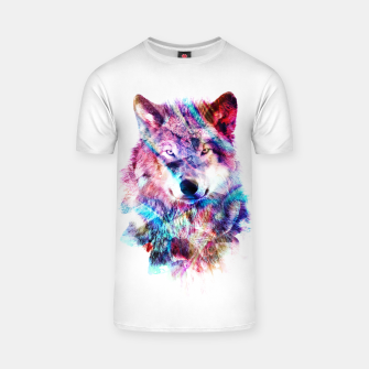 Wolf T-shirt miniature