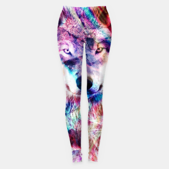 Wolf Leggings miniature