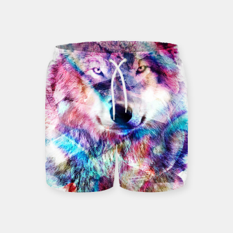 Wolf Swim Shorts miniature