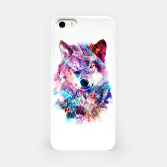 Wolf iPhone Case miniature