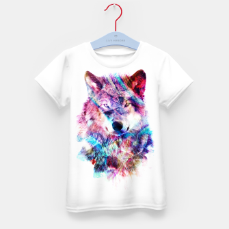 Wolf Kid's t-shirt miniature