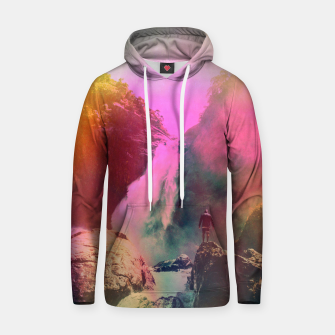Thumbnail image of Thin Ripple Cascade Hoodie, Live Heroes
