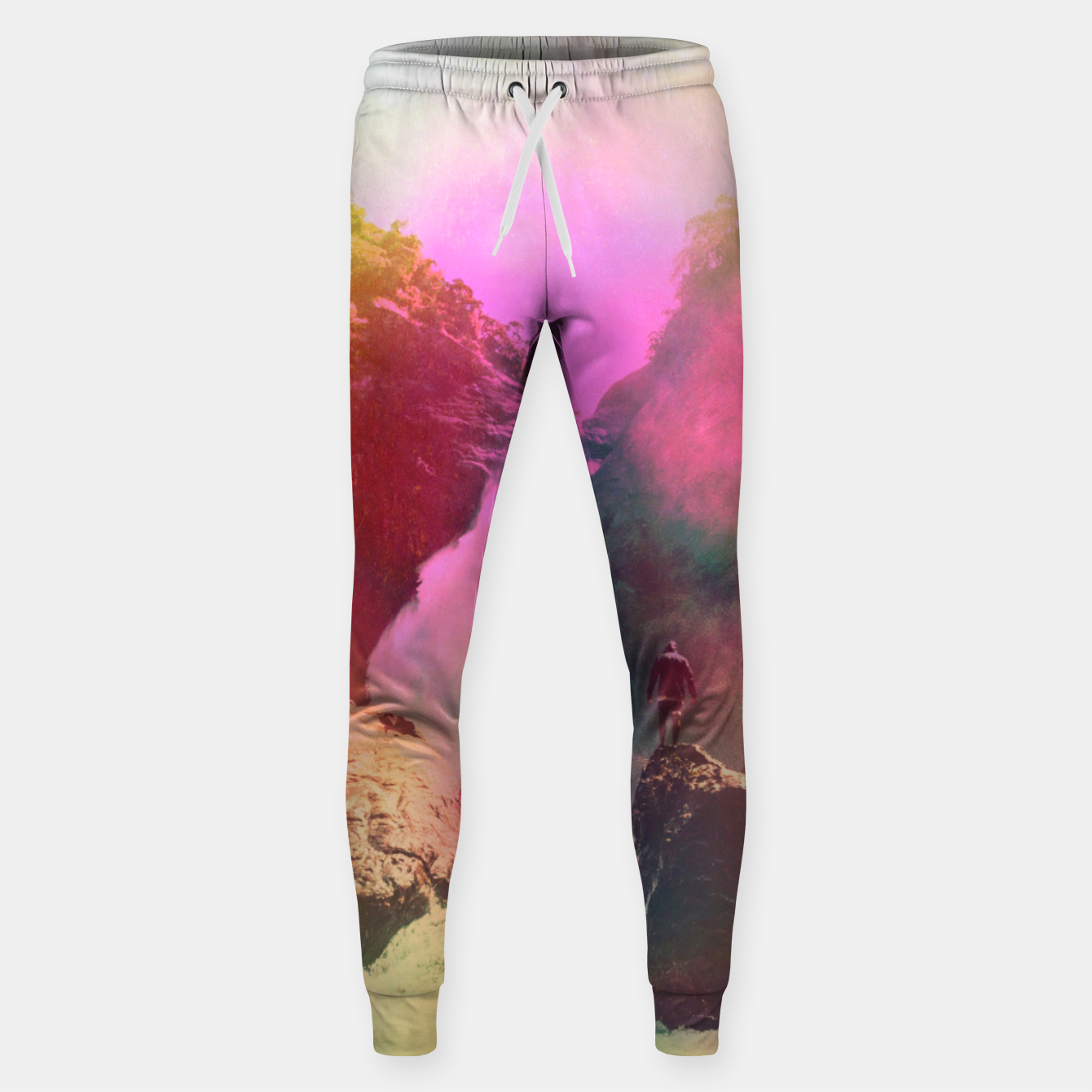 Foto Thin Ripple Cascade Sweatpants - Live Heroes