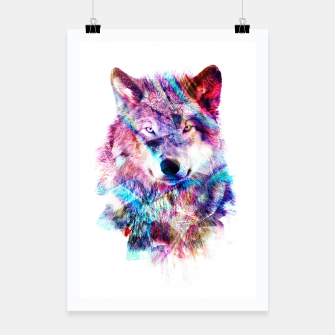 Wolf Poster thumbnail image