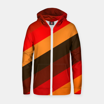 Thumbnail image of Passion Colors Zip up hoodie, Live Heroes