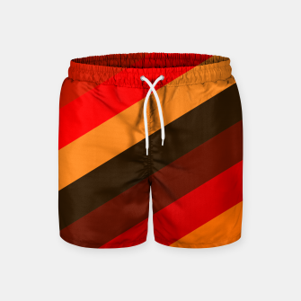 Thumbnail image of Passion Colors Swim Shorts, Live Heroes