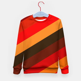 Thumbnail image of Passion Colors Kid's sweater, Live Heroes