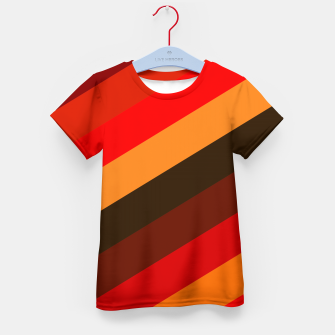 Thumbnail image of Passion Colors Kid's t-shirt, Live Heroes
