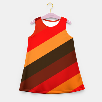 Thumbnail image of Passion Colors Girl's summer dress, Live Heroes