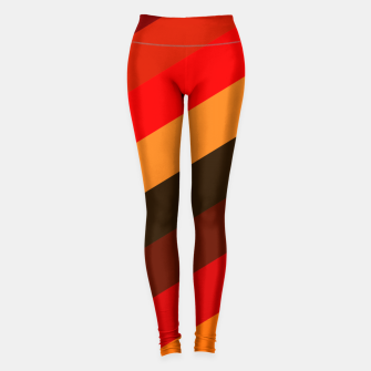 Thumbnail image of Passion Colors Leggings, Live Heroes