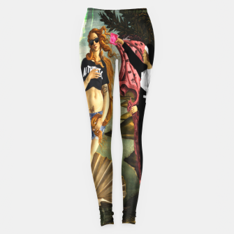 Thumbnail image of Venus of the new generation Legginsy, Live Heroes