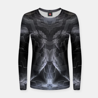 Thumbnail image of HAW-JR M4M1 Women sweater, Live Heroes