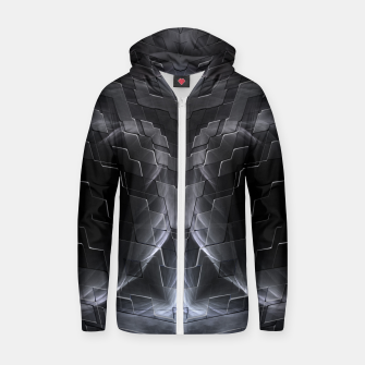 Thumbnail image of HAW-JR M4M1 Zip up hoodie, Live Heroes
