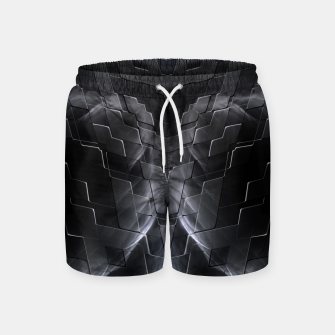 Thumbnail image of HAW-JR M4M1 Swim Shorts, Live Heroes