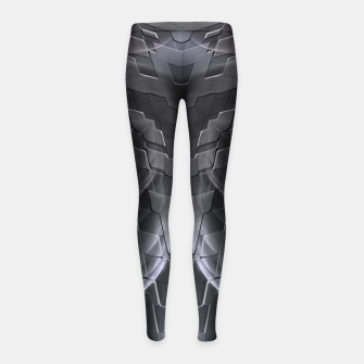 Thumbnail image of HAW-JR M4M1 Girl's leggings, Live Heroes
