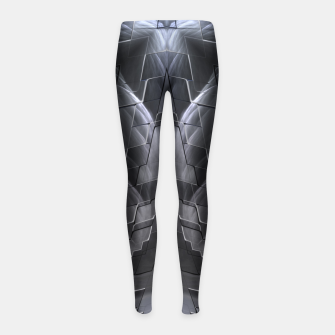 Thumbnail image of HAW-JR M4M1 FV Girl's leggings, Live Heroes