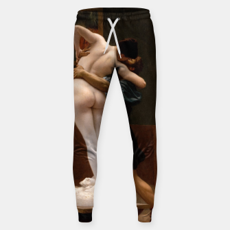 Thumbnail image of Pygmalion and Galatea by Jean Leon Gerome Sweatpants, Live Heroes