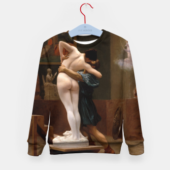 Thumbnail image of Pygmalion and Galatea by Jean Leon Gerome Kid's sweater, Live Heroes