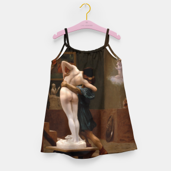 Thumbnail image of Pygmalion and Galatea by Jean Leon Gerome Girl's dress, Live Heroes