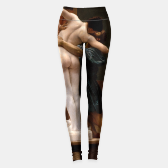 Thumbnail image of Pygmalion and Galatea by Jean Leon Gerome Leggings, Live Heroes