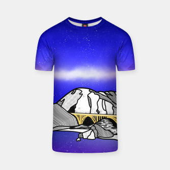 Thumbnail image of Big Sur T-shirt, Live Heroes
