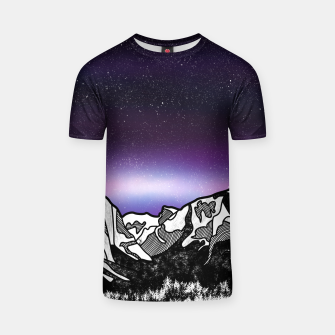 Thumbnail image of Yosemite Valley T-shirt, Live Heroes