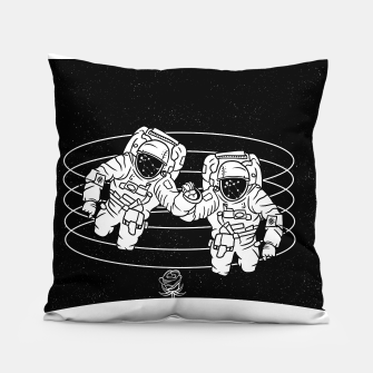 Thumbnail image of Gemini twins astronauts Pillow, Live Heroes