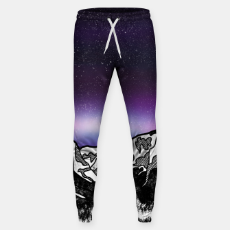Yosemite Valley Sweatpants Bild der Miniatur