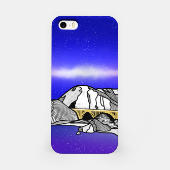 Big Sur iPhone Case Bild der Miniatur