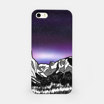 Yosemite Valley iPhone Case Bild der Miniatur